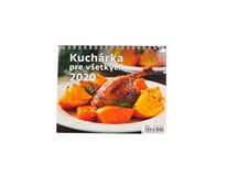 Kalendár Kuchárka stolový SM 301-2020 1ks