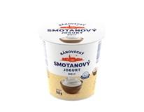 MILSY Bánovecký smotanový jogurt biely chlad. 10x145 g