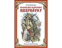Najkrajšie slovenské rozprávky, P.Dobšinský, M. Benka,Ottovo vydav.