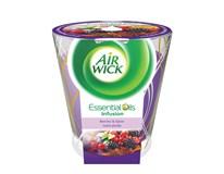 Airwick essential oil sviečka infusion&lesné plody 1x105 g