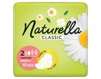 Naturella classic normal dámske vložky 1x10 ks