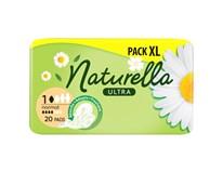 Naturella ultra normal dámske vložky 1x20 ks