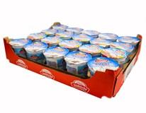 Zvolenský Smotanový jogurt mix (brosk. a mango, červ.ovocie, stracciatella) chlad. 20x145 g