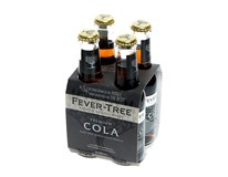 Fever-Tree Cola 4x200 ml nevratné sklo