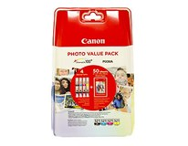 Cartridge CLI-521 multipack C/M/Y/BK photo value Canon 1ks