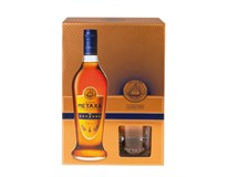 Metaxa 7* 40% 1x700 ml + 2 poháre