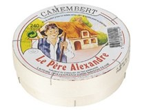 Le Pere Alexandre Camembert syr plesnivý chlad. 1x240g