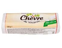 Buche De Chevré du Vivarois kozí syr s bielou plesňou na povrchu chlad. 1x180 g