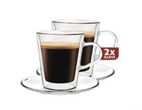 Termopohár Maxxo Coffe 235ml 2ks