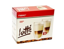 Termopohár Maxxo Latte 380ml 2ks