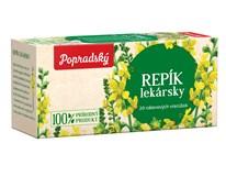 BOP Repík lekársky bylinný čaj 3x30 g