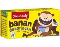BOP Banán a čučoriedka ovocný čaj 3x40 g
