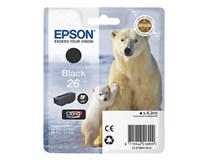 Cartridge T2601 black Epson 1ks