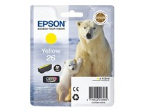 Cartridge T2614 yellow Epson 1ks