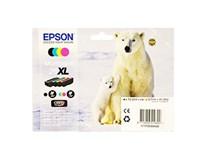 Cartridge T2636 XL multipack Epson 1ks
