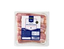 Metro Chef Anglická slanina lisovaná plátky chlad. 1x1000 g
