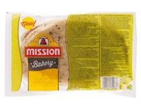 Chlieb indický mini cesnak a koriander 4x65 g