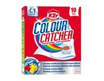 K2r Colour Catcher Stop zafarbeniu obrúsky na ochranu prádla 12x10 ks
