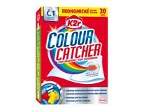 K2r Colour Catcher Stop zafarbeniu obrúsky na ochranu prádla 12x20 ks