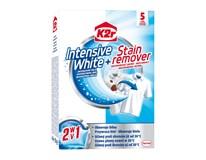 K2r Intensive White + Stain remover  1x5 ks