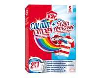 K2r Colour Catcher + Stain remover 1x5 ks