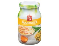 Fine Life Majonéza chlad. 1x400 ml