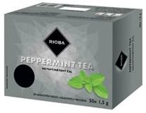 Rioba Peppermint mätový čaj 50x1,5 g