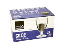 Kalíšok na likér  Gilde 6cl 6ks