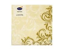 Servítky papierové Grace 3-vrstvové 33cm Duni 20ks