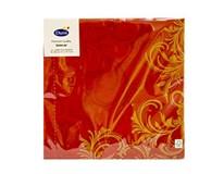 Servítky papierové Grace Bordeaux 3-vrstvové 40cm Duni 12ks