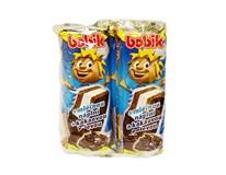 Bobík tyčinka s mliečnou náplňou a kakaovou polevou chlad. 4x30 g