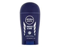 Nivea Men Protect&Care antiperspirant stick pánsky 1x40 ml