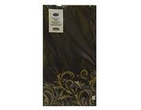 Obrus Grace Black 138x220cm Duni 1ks
