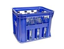 Budiš minerálna voda nesýtená 12x700 ml SKLO