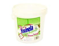 Fixinela tablety do pisoárov borovica 1x1 kg