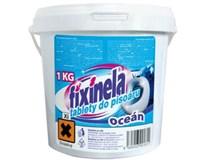 Fixinela tablety do pisoárov oceán 1x1 kg