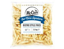 McCain Hranolky Menu Signatures Bistro style fries mraz. 1x2,5 kg