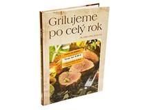 Grilujeme po cely rok, B. Poláčková, Ottovo vydavateľstvo, 2016
