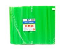 Slamky Jumbo zelené ARO 250ks