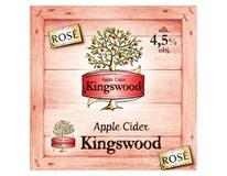 Kingswood rosé 12x400 ml SKLO