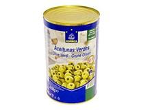 Horeca Select Olivy zelené bez kôstky 1x4250 ml