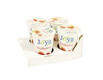Joya Natur sójový jogurt jahoda chlad. 4x200 g