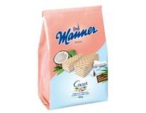Manner Kokos napolitánky 1x400 g