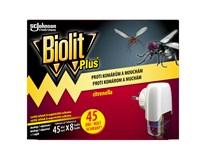 Biolit Plus elektrický odparovač 1x1 ks+ 31ml