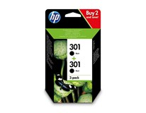 Cartridge 301 combo pack HP 1ks