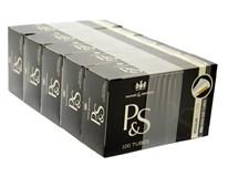P&S black dutinky 5x100 ks