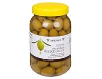 Olivy zelené bez kôstky 1x550 g
