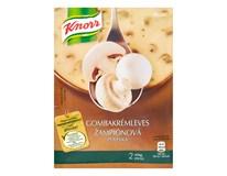 Knorr Polievka krémová šampiňónová 1x45 g