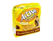 Bonavita Active krehké rohlíčky slnečnicové 1x250 g