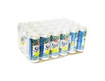 Steiger pivo nealkoholické svetlé citrón 24x500 ml PLECH